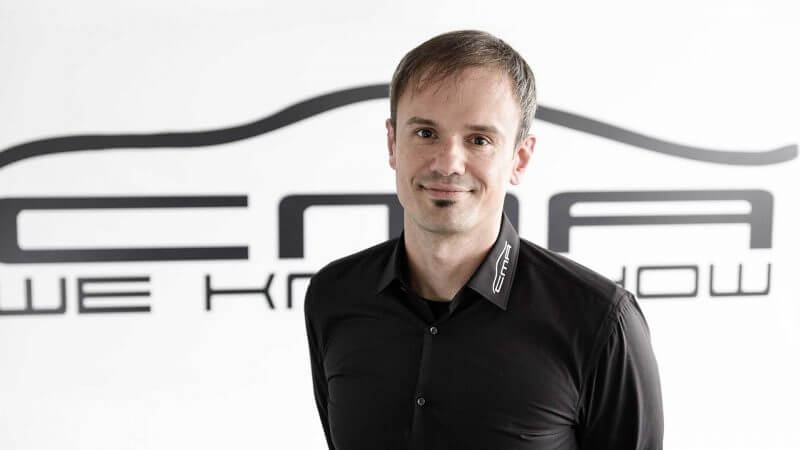 Christian Malesevic , CEO von CMA-Kompetenz